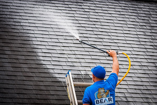 Bear Property Cleaning - London - House Washing, Gutter Cleaning, Gutter Guard Installation   point of interest   500 Springbank Dr, London, ON N6J 4G6, Canada   5195201384 OR +1 519-520-1384