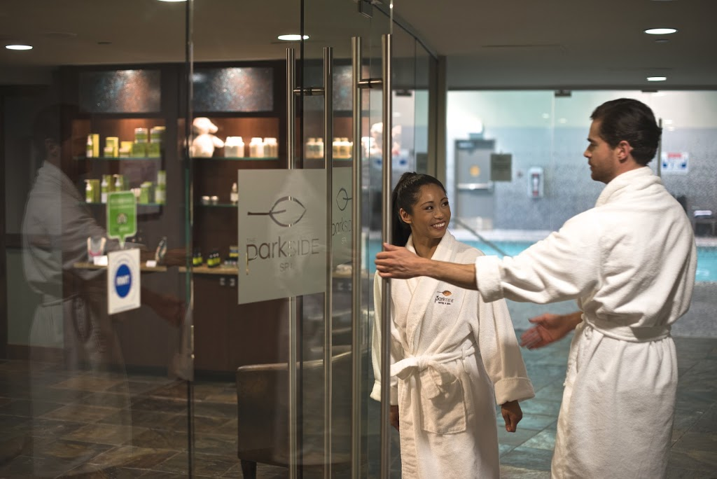 The Parkside Spa | spa | 810 Humboldt St, Victoria, BC V8W 1B1, Canada | 2509401217 OR +1 250-940-1217