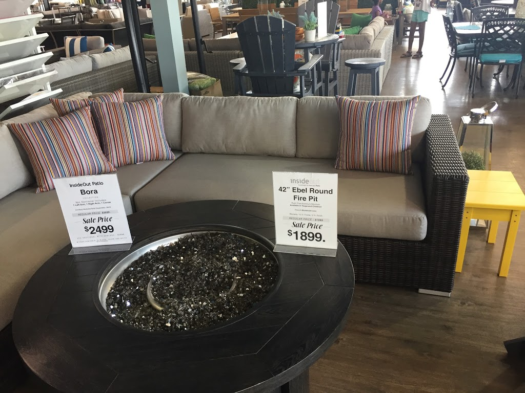 Insideout Patio   furniture store   8677 Weston Rd, Woodbridge, ON L4L 1A6, Canada   9058515700 OR +1 905-851-5700