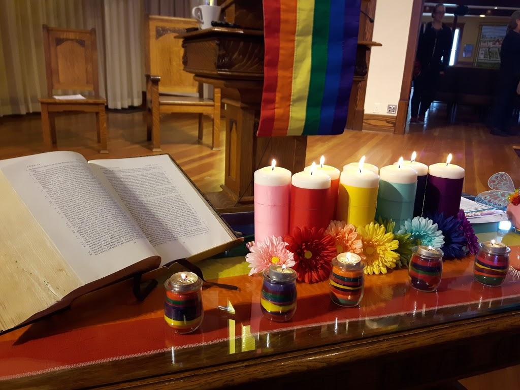 Hillhurst United Church | church | 1227 Kensington Close NW, Calgary, AB T2N 3J6, Canada | 4032831539 OR +1 403-283-1539