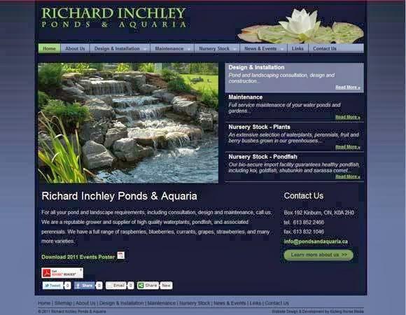 Kicking Horse Media Web Design & Development Inc. | point of interest | 819, Drummond Rd, Carleton Place, ON K7C 3P1, Canada | 6132575145 OR +1 613-257-5145