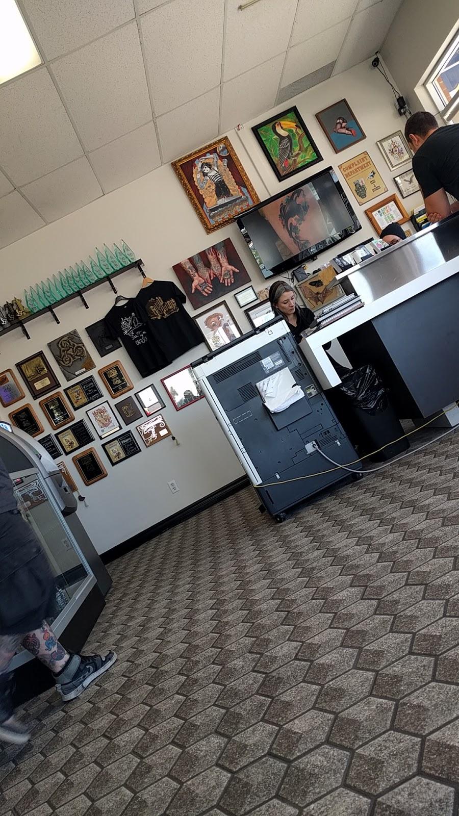 Good Point Tattoos | store | 2335 Trafalgar Rd, Oakville, ON L6H 6N9, Canada | 9052577444 OR +1 905-257-7444