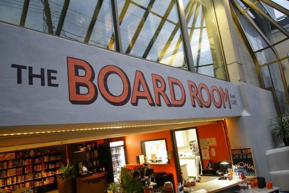 The Board Room Game Cafe | cafe | 1256 Barrington St, Halifax, NS B3J 1Y5, Canada | 9024237545 OR +1 902-423-7545