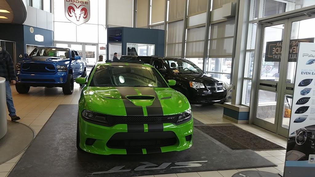 Varsity Chrysler Dodge Jeep   car dealer   665 Goddard Ave NE, Calgary, AB T2K 6K1, Canada   4037304000 OR +1 403-730-4000