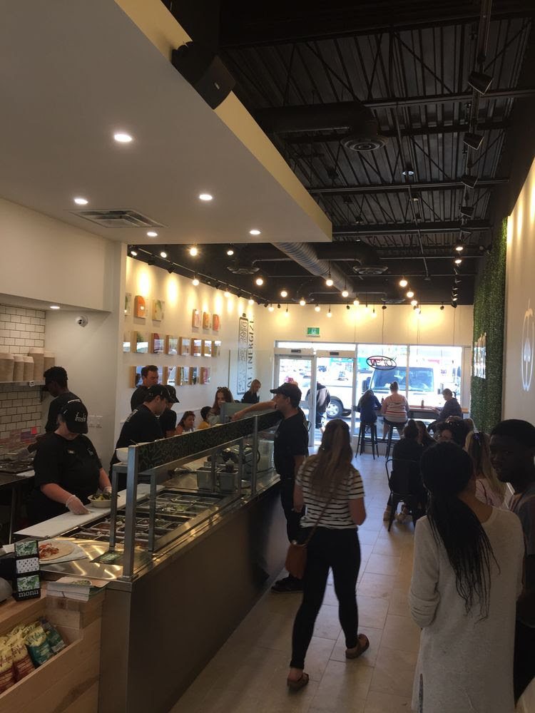 Freshii | restaurant | 1536 Lasalle Blvd, Sudbury, ON P3A 5H7, Canada | 7054192419 OR +1 705-419-2419