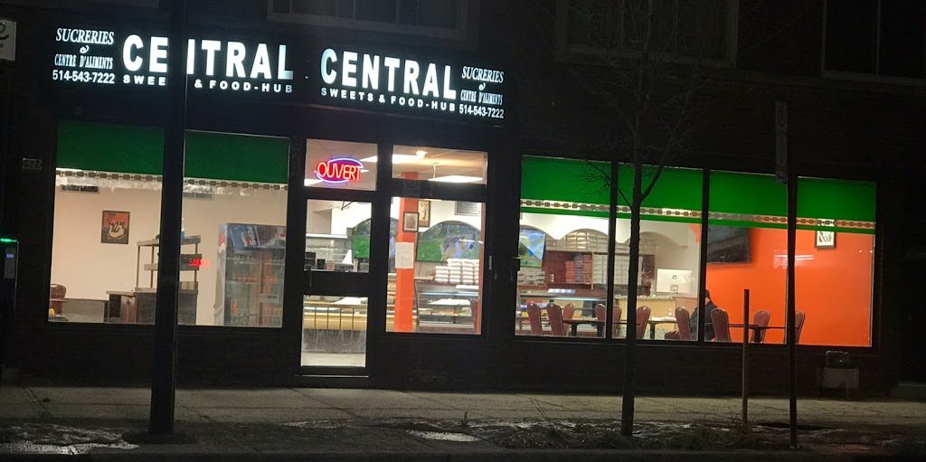 Central Sweets & Food-Hub | meal takeaway | 624 Rue Jarry O, Montréal, QC H3N 1G2, Canada | 5145437222 OR +1 514-543-7222