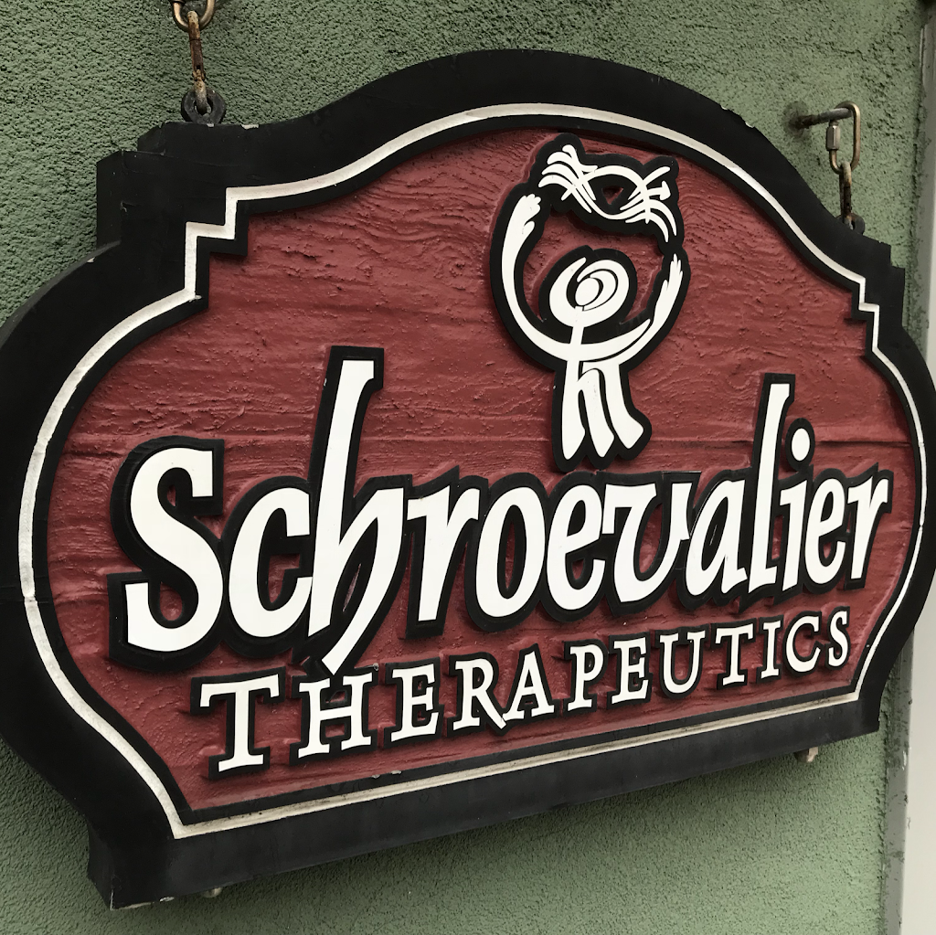 Schroevalier Therapeutics | health | 144 Ann St, Kitchener, ON N2B 1Y3, Canada | 5198856401 OR +1 519-885-6401