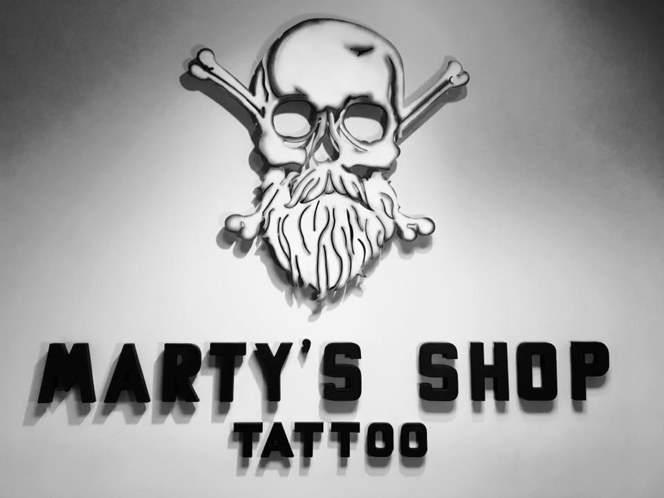 Tatouage Martys Shop Québec | clothing store | 1100 Rue Bouvier, Québec, QC G2K 1L9, Canada | 4186275032 OR +1 418-627-5032
