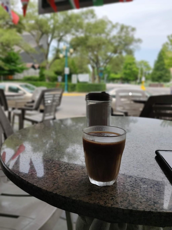 Bar Cafe Sorrento Inc   cafe   5440 Rue Jean-Talon Est, Saint-Léonard, QC H1S 1L6, Canada   5145931822 OR +1 514-593-1822