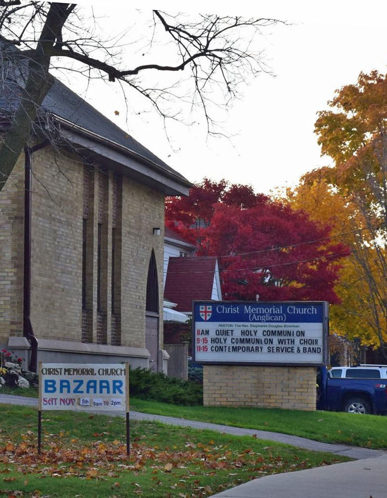 Christ Church (Anglican) | church | 81 Hillcroft St, Oshawa, ON L1G 2L3, Canada | 9057288251 OR +1 905-728-8251