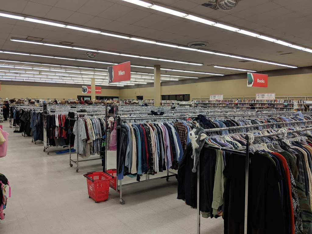 Value Village | book store | 530 Fennell Ave E, Hamilton, ON L8V 1S9, Canada | 9053180409 OR +1 905-318-0409