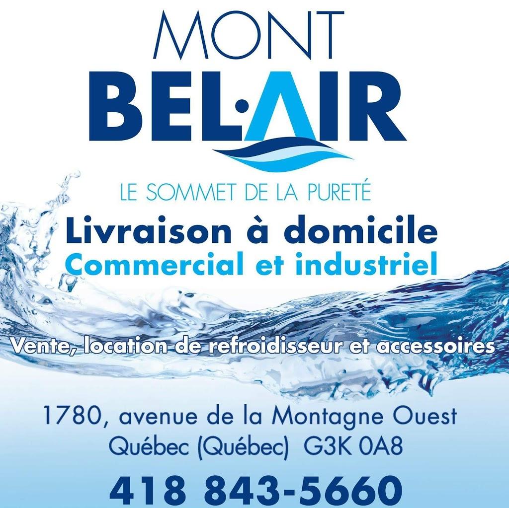 Mont Bel-Air Eau De Source - Distributeur deau embouteillé rési   cafe   1780 Avenue de la Montagne O, Québec, QC G3K 0A8, Canada   4188435660 OR +1 418-843-5660