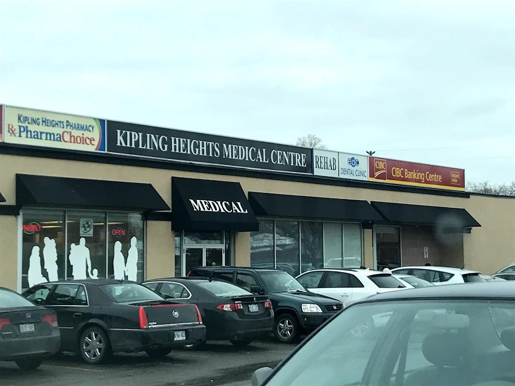 Kipling Heights Medical Centre | health | 2291 Kipling Ave, Etobicoke, ON M9W 4L6, Canada | 4167414545 OR +1 416-741-4545