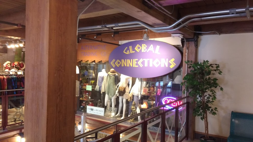 Global Connections | clothing store | Johnston Terminal, 25 Forks Market Rd #230, Winnipeg, MB R3C 4S8, Canada | 2049892173 OR +1 204-989-2173