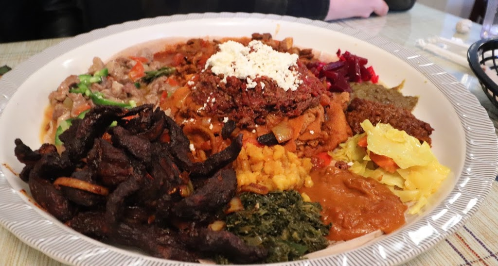 Bete Africa Ethiopian Restaurant and Bar | restaurant | 9570 111 Ave NW, Edmonton, AB T5G 0A7, Canada | 7807563494 OR +1 780-756-3494