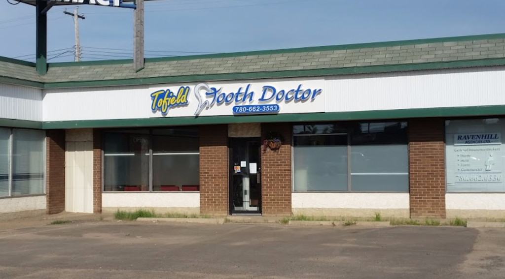 The Tooth Doctor | Tofield Dentist | dentist | 5111 50th St, Tofield, AB T0B 4J0, Canada | 7806623553 OR +1 780-662-3553