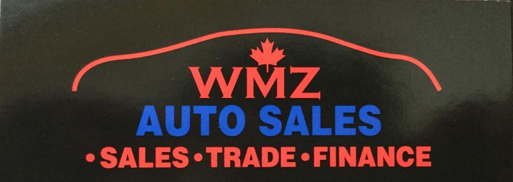 Wmz Auto Sales | car dealer | 6 Rutherford Rd S, Brampton, ON L6W 3J1, Brampton, ON L6W 3J1, Canada | 9054552121 OR +1 905-455-2121