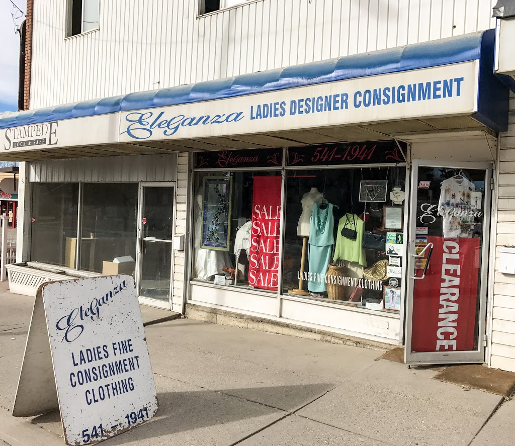 Eleganza | clothing store | 2833 14 St SW, Calgary, AB T2T 3V3, Canada | 4035007001 OR +1 403-500-7001