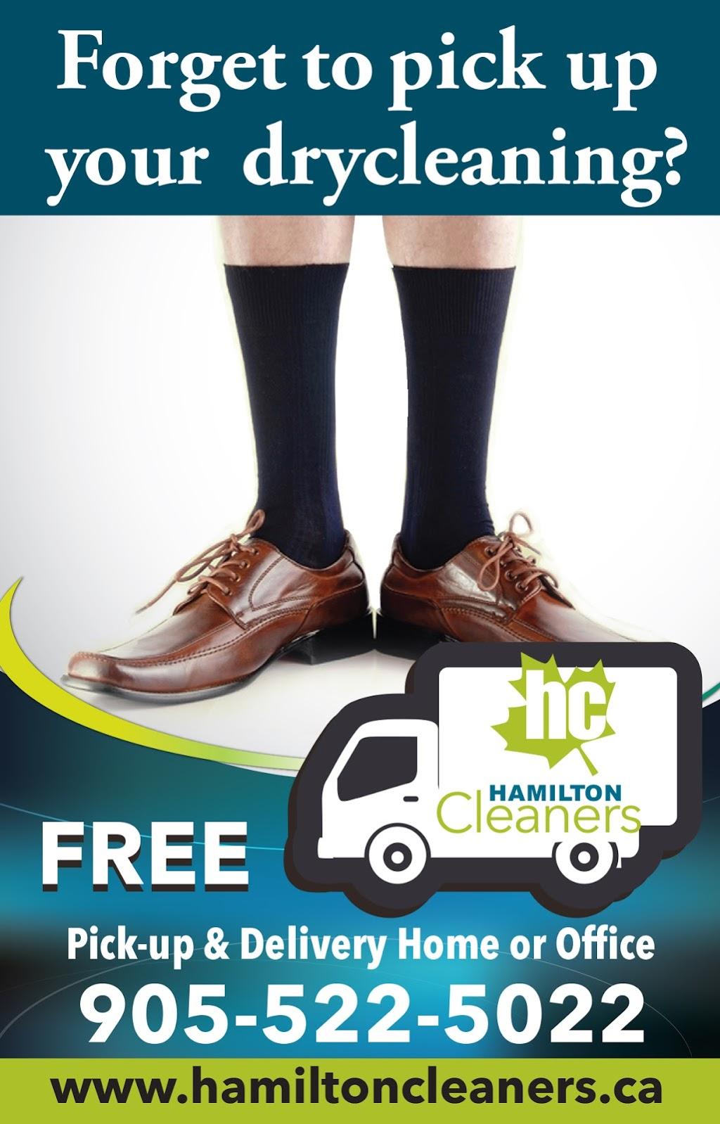 Hamilton Cleaners | laundry | 552 Main St E, Hamilton, ON L8M 1J1, Canada | 9055295022 OR +1 905-529-5022