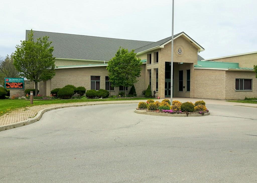The Salvation Army Mountain Citadel | church | 835 Stone Church Rd E, Hamilton, ON L8W 1R8, Canada | 9053893618 OR +1 905-389-3618