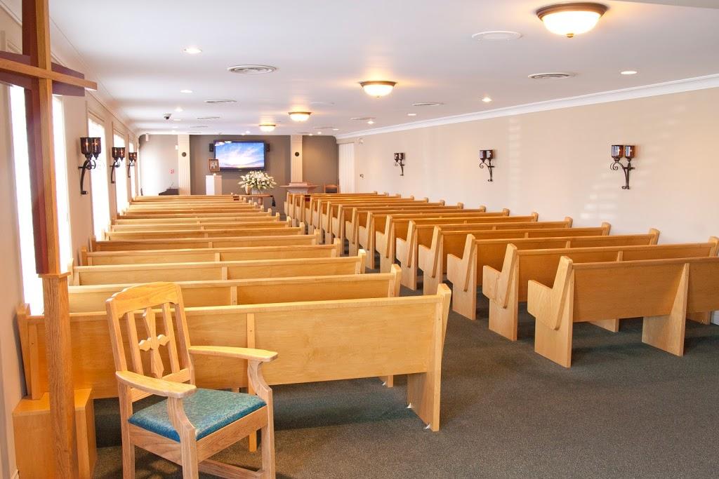 Gordon F. Tompkins Funeral Home - Township Chapel | cemetery | 435 Davis Dr, Kingston, ON K7M 8L9, Canada | 6135465150 OR +1 613-546-5150