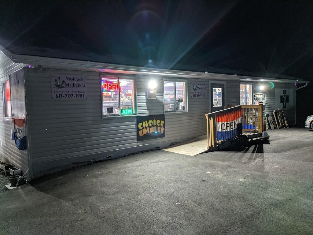 Mohawk Medicinal | store | 777 ON-49, Marysville, ON K0K 2N0, Canada | 6137071981 OR +1 613-707-1981