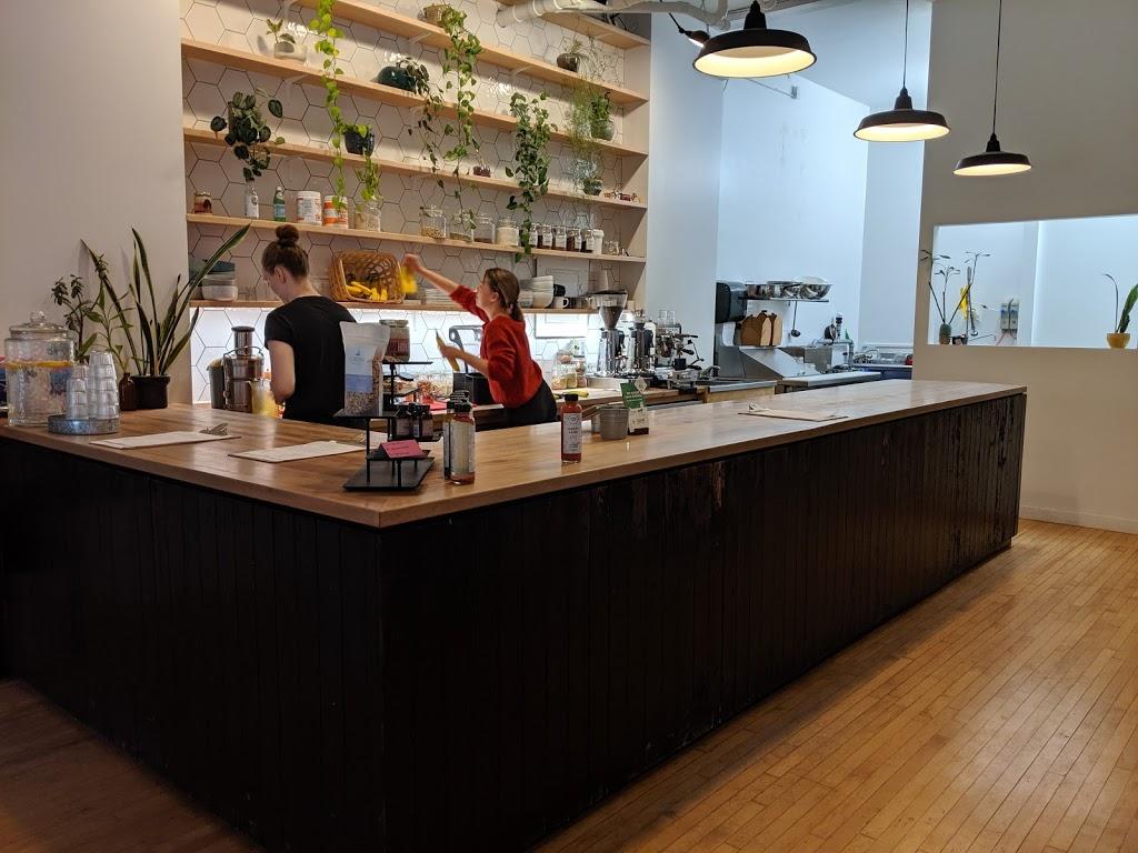 Verde Juice Bar | cafe | 887 Westminster Ave, Winnipeg, MB R3G 1B4, Canada | 2046158733 OR +1 204-615-8733