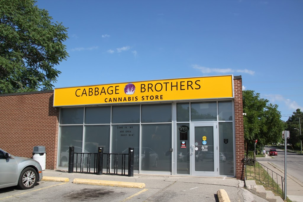Cabbage Brothers Cannabis Store | store | 57 Cootes Dr, Dundas, ON L9H 1B5, Canada | 9056286324 OR +1 905-628-6324
