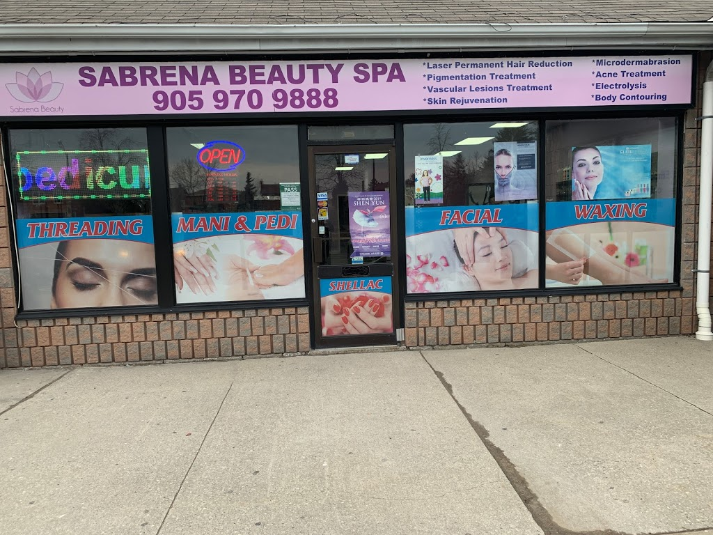 Sabrena Beauty Spa | point of interest | 220 Wexford Rd, Brampton, ON L6Z 4N7, Canada | 4168590865 OR +1 416-859-0865