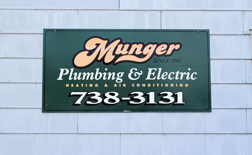 Munger Plumbing and Electric | electrician | 121 Centre St E, Harrow, ON N0R 1G0, Canada | 5197383131 OR +1 519-738-3131