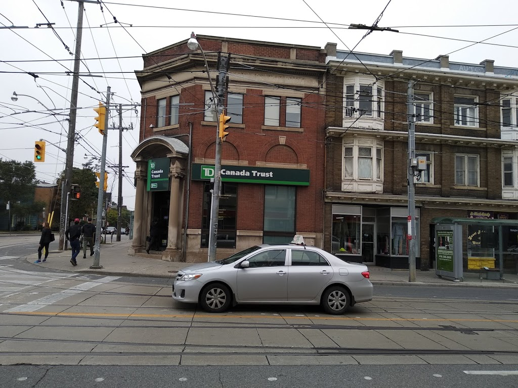 TD Canada Trust Branch and ATM | atm | 1140 Dundas St W, Toronto, ON M6J 1X2, Canada | 4165314671 OR +1 416-531-4671