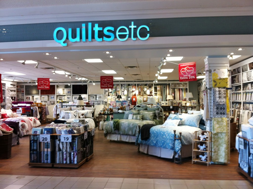 QE Home l Quilts Etc | home goods store | The Mall at Lawson Heights 134 Primrose, Saskatoon, SK S7K 3V5, Canada | 3062428812 OR +1 306-242-8812