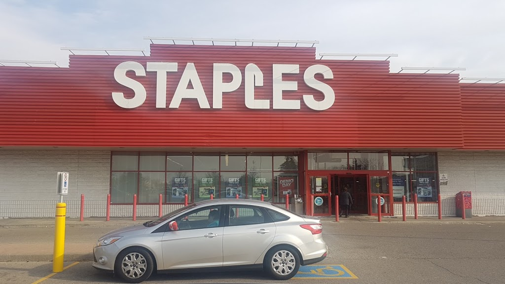 Staples | electronics store | 542 Keele St, Toronto, ON M6N 3E2, Canada | 4167622816 OR +1 416-762-2816