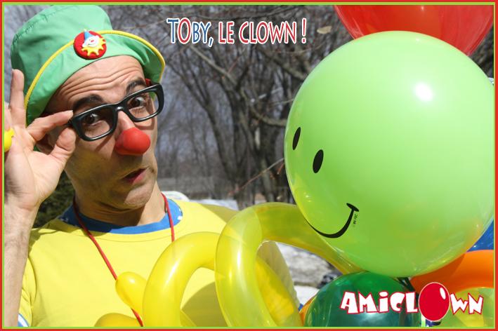 Clown à Québec - Amiclown | electronics store | 3095 Rue Saint Hubert, Québec, QC G1P 3K7, Canada | 4188219129 OR +1 418-821-9129