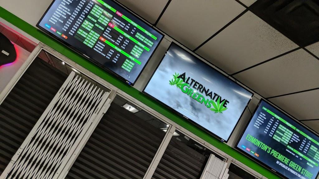 Alternative Greens | store | 12451 97 St NW, Edmonton, AB T5G 1Z6, Canada | 5875200663 OR +1 587-520-0663