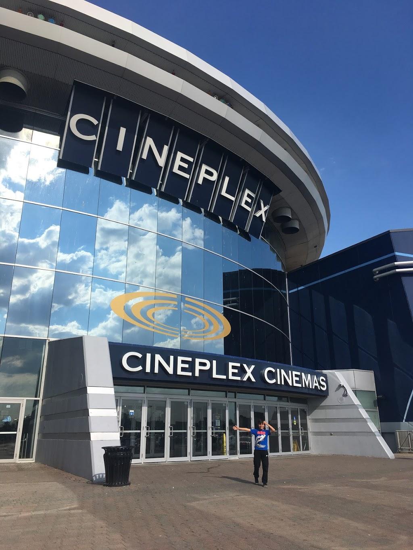 Cineplex Cinemas Vaughan - Movie theater   3555 Highway 7