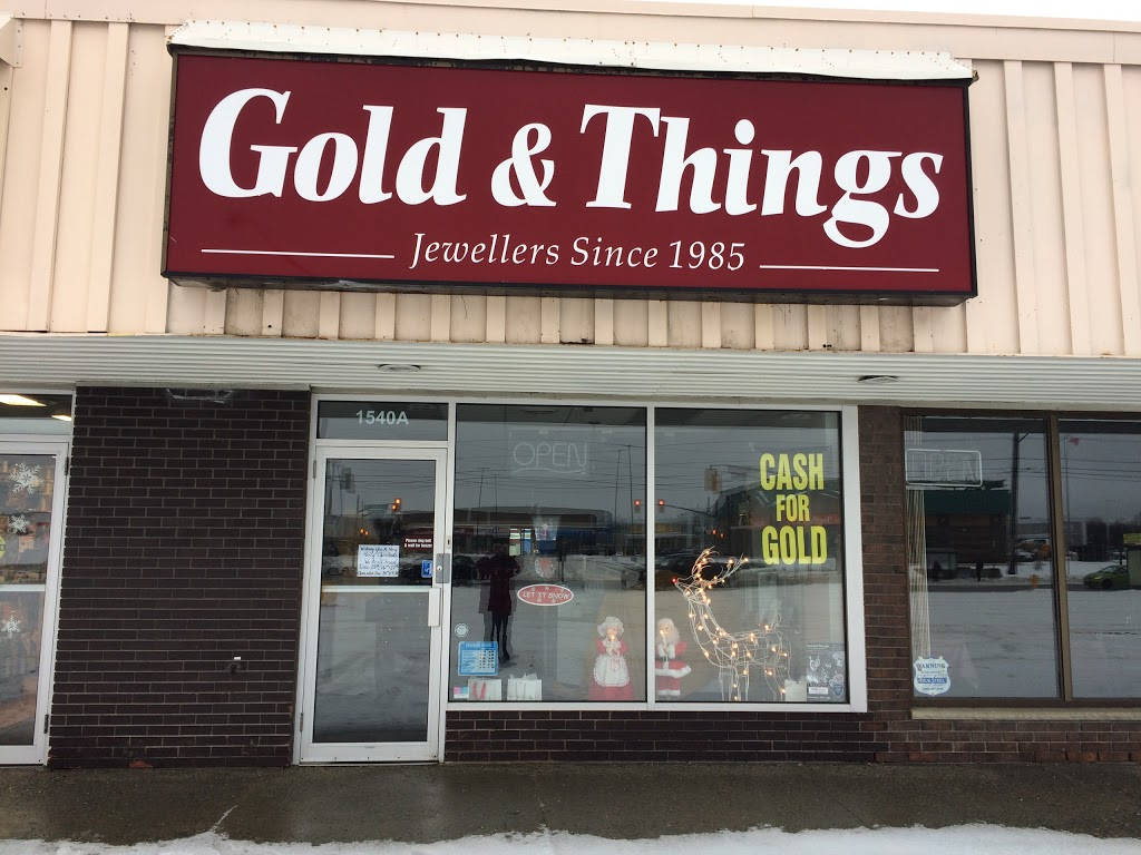 Gold & Things | jewelry store | 1540 Lasalle Blvd, Sudbury, ON P3A 1Z7, Canada | 7055666693 OR +1 705-566-6693
