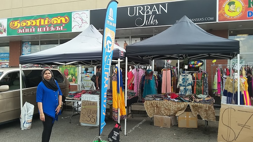 Urban Silks | clothing store | 1141 Morningside Avenue #42, Scarborough, ON M1B 0A7, Canada | 6475572349 OR +1 647-557-2349