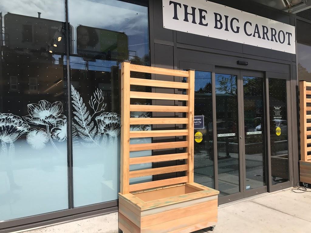 The Big Carrot Beach Community Market   health   125 Southwood Dr, Toronto, ON M4E 1P5, Canada   4164662129 OR +1 416-466-2129