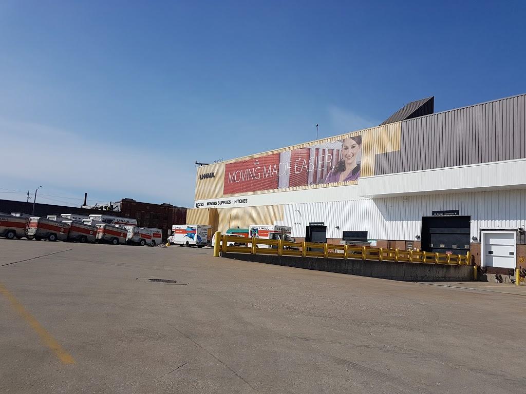 U-Haul Moving & Storage of South Walkerville | storage | 1508 Walker Rd, Windsor, ON N8W 3P4, Canada | 2262160546 OR +1 226-216-0546