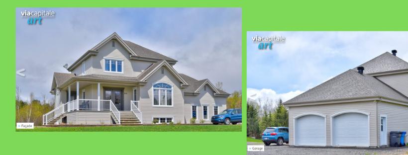 JULIE KOVACS courtier immobilier VIA CAPITALE DISTINCTION   point of interest   5206 Rue Principale, Saint-Félix-de-Valois, QC J0K 2M0, Canada   4508894846 OR +1 450-889-4846