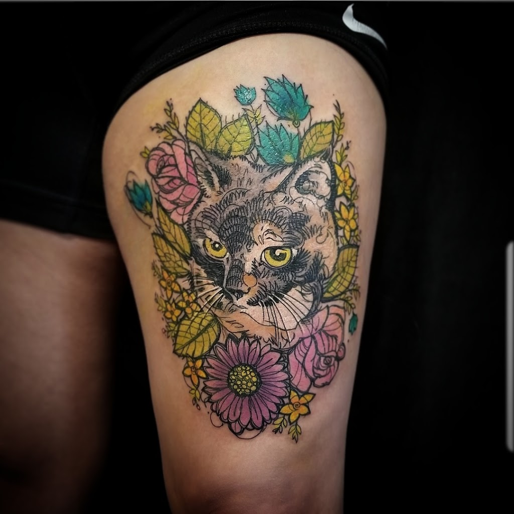 Lady Los Custom Tattoos | store | 586 Water St, St. Johns, NL A1E 1B8, Canada | 7097541974 OR +1 709-754-1974