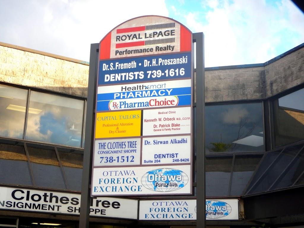 Dr. Helena Proszanski Dentistry Professional Corporation | doctor | 1500 Bank St, Ottawa, ON K1H 7Z2, Canada | 6137391616 OR +1 613-739-1616