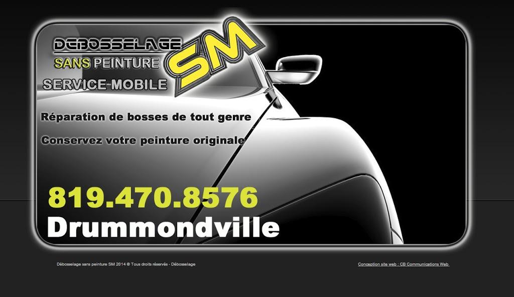 Claude Bolduc - Conception site web | point of interest | 308 Rue Saint François, Saint-Germain-de-Grantham, QC J0C 1K0, Canada | 8193952274 OR +1 819-395-2274