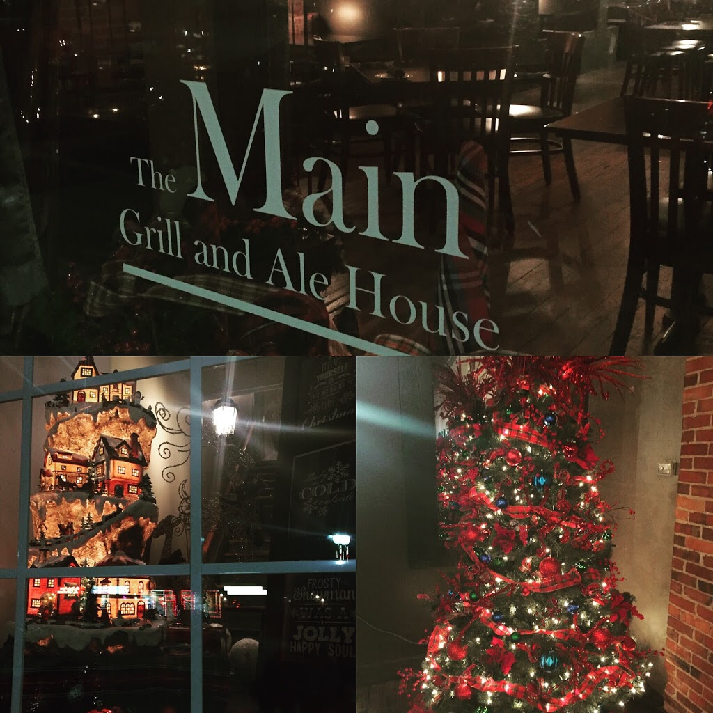 The Main Grill and Ale House | restaurant | 24 Main St W, Kingsville, ON N9Y 1H1, Canada | 5197338600 OR +1 519-733-8600