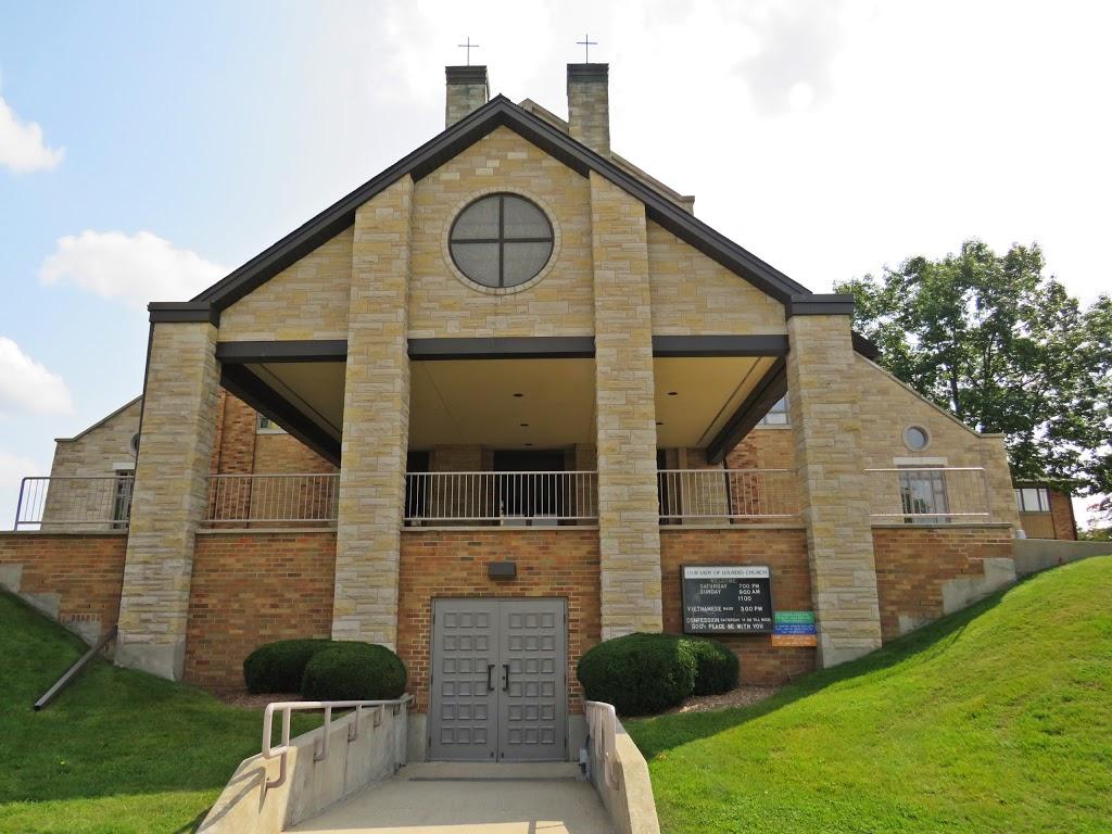 Our Lady Of Lourdes Church | church | 173 Lourdes St, Waterloo, ON N2L 1N5, Canada | 5198860342 OR +1 519-886-0342