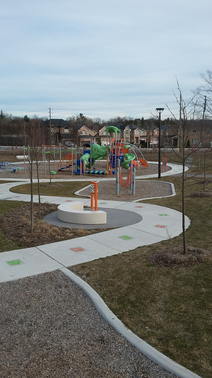 Snakes and Ladders Park   park   Mancini Cres, Richmond Hill, ON L4E 3P7, Canada