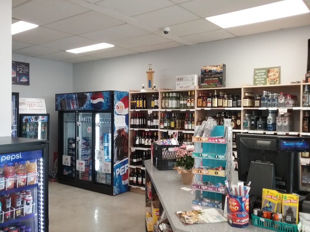 Crooked Creek Convenience | cafe | 5975 King St, Riverside-Albert, NB E4H 4B7, Canada | 5068822918 OR +1 506-882-2918