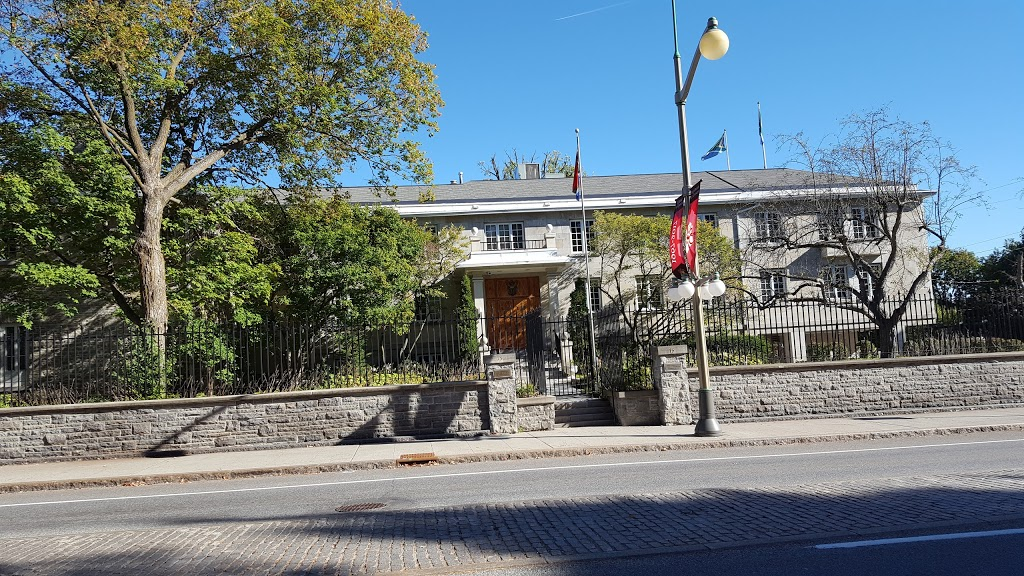 South African High Commission | embassy | 15 Sussex Dr, Ottawa, ON K1M 1M8, Canada | 6137440330 OR +1 613-744-0330