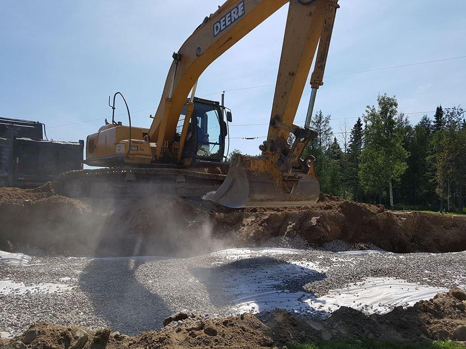 Excavation NF St-Gelais   point of interest   58 Rang Saint Antoine, Notre-Dame-des-Monts, QC G0T 1L0, Canada   4184358852 OR +1 418-435-8852